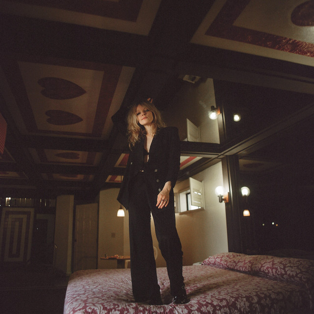 Album cover for Quiet Signs by Jessica Pratt