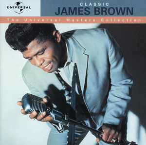 James Brown Vol 2. - Universal Masters Albumcover
