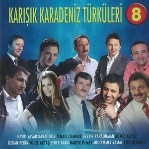 Karışık Karadeniz Türküleri - 8 Albümü