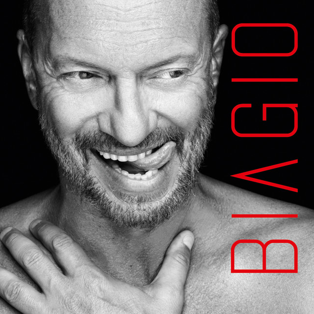 Album cover for BIAGIO by Biagio Antonacci