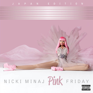 Pink Friday (Japan Version) album