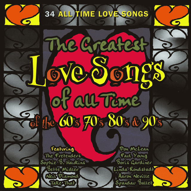 the greatest love songs of all time of the 60 39 s 70 39 s 80 39 s by the romancers on spotify. Black Bedroom Furniture Sets. Home Design Ideas