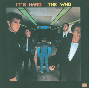 It's Hard (Remastered) Albumcover