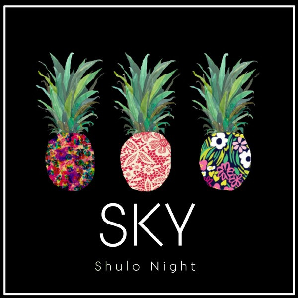 Album cover for SKY by Shulo Night