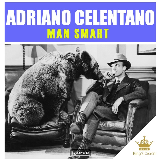 Man Smart Albumcover