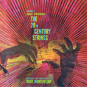 20th Century Strings Vol. 3 Great Standards album