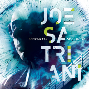 JOE SATRIANI, Shockwave Supernova på Spotify