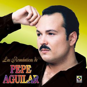 Las Romanticas De Pepe Aguilar Albumcover