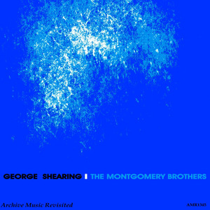 George Shearing, The Montgomery Brothers Love Walked In cover