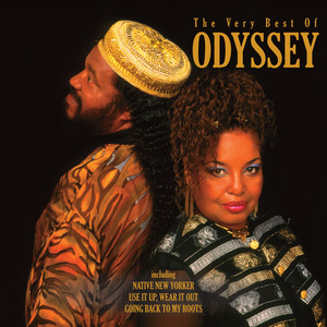 The Very Best Of Odyssey album