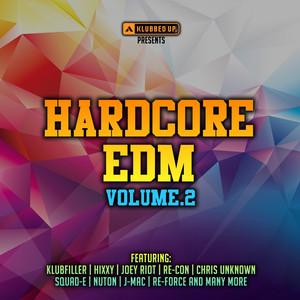 Hardcore EDM, Vol. 2 Albumcover