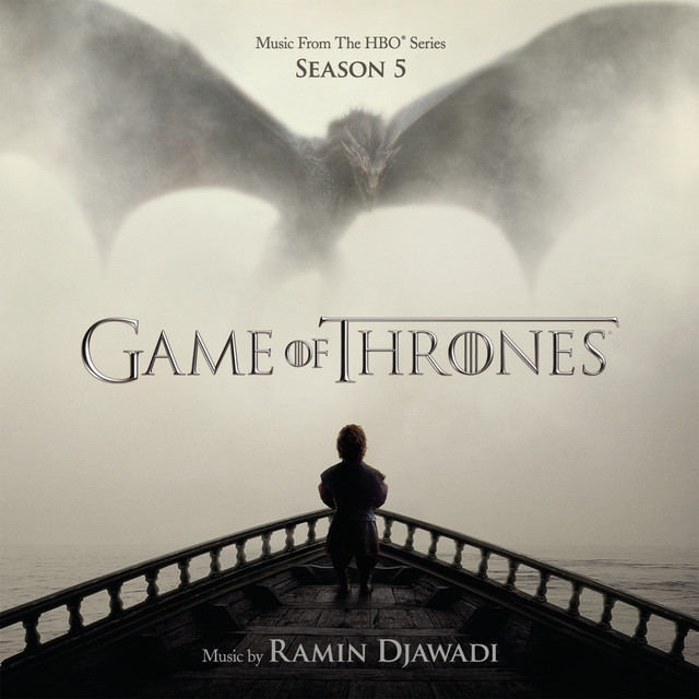 Game of Thrones (Music from the HBO® Series - Season 5) Albumcover