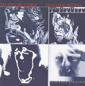 Emotional Rescue (2009 Re-Mastered) Albumcover
