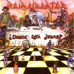 ¿Dónde Está Judas? Albumcover
