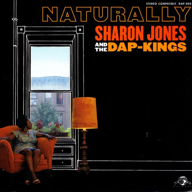 Sharon Jones Naturally album cover