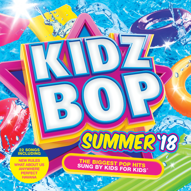 Kidz Bop KIDZ BOP Summer '18 album cover