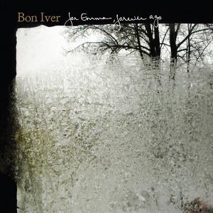 For Emma, Forever Ago Albumcover