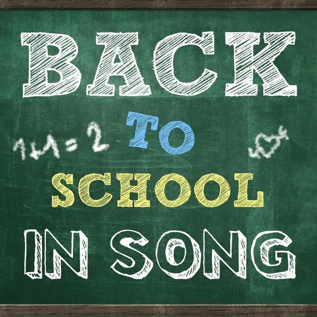 Back to School in Song Albumcover