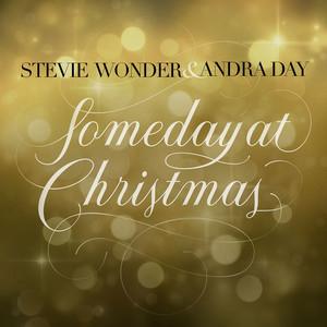Stevie Wonder Someday At Christmas cover