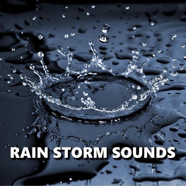 Rain Storm Sounds Albumcover