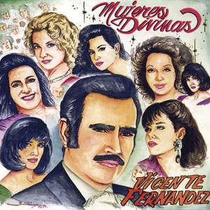 Mujeres Divinas Albumcover