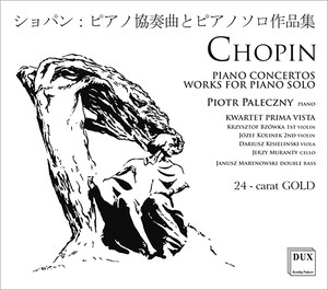 Chopin: Piano Concertos & Works for Piano Solo - Anonymous