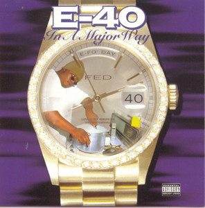 E-40, 2Pac, Mac Mall, Spice 1 Dusted 'N' Disgusted cover