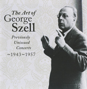 The Art of George Szell, Vol. 2 Albumcover