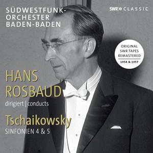 Tchaikovsky: Symphonies Nos. 4 & 5 Albümü