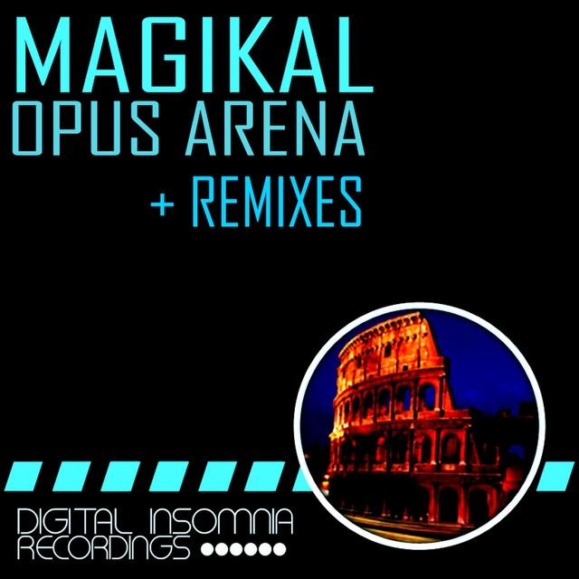 Arena Vision Lights: Magikal On Spotify