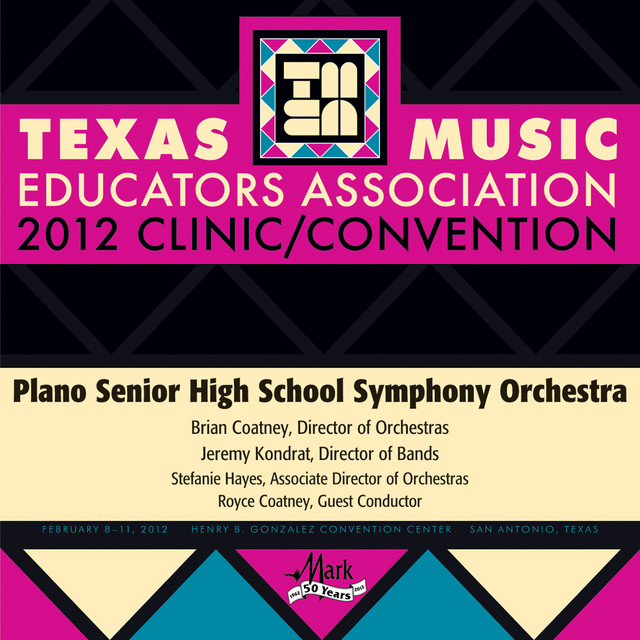 Plano Senior High School Symphony Orchestra on Spotify
