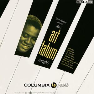 Gene Norman Presents An Art Tatum Concert (Live) album