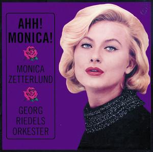 Ahh! Monica! Albumcover