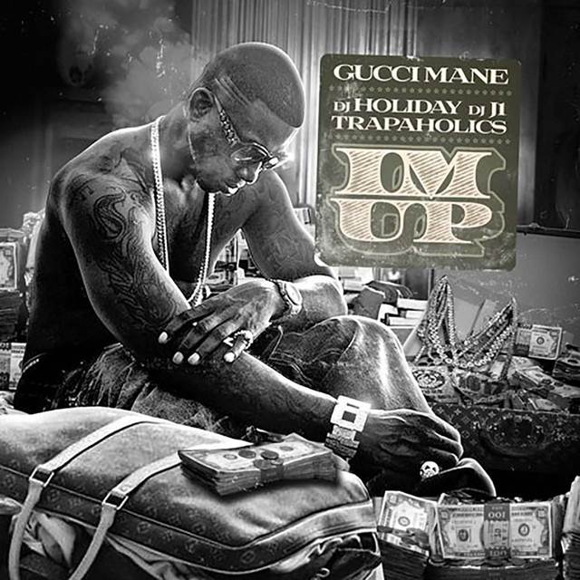 Im Up Albumcover