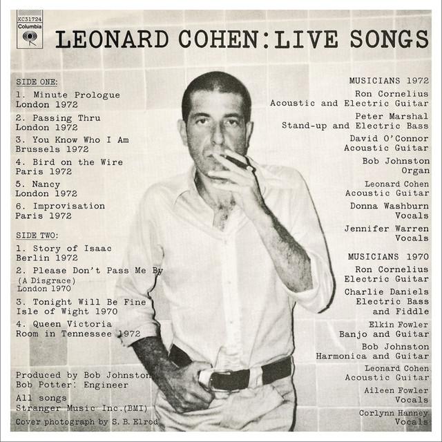 kurrent music artist infoForLeonard Cohen Music Videos