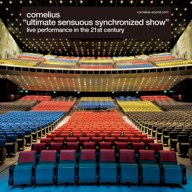 Resultado de imagen para cornelius Ultimate Sensuous Synchronized Show