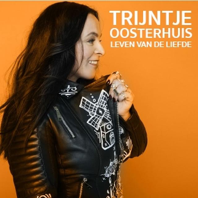 Album cover for Leven Van De Liefde by Trijntje Oosterhuis