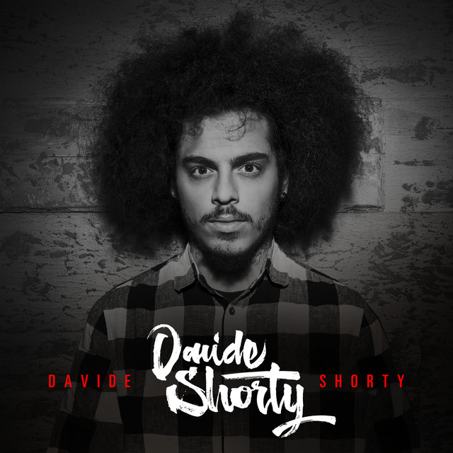 Album cover for Davide Shorty by Davide Shorty