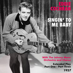 Eddie Cochran, the Johnny Mann Orchestra and Chorus Completely Sweet cover