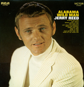 Jerry Reed House of the Rising Sun cover
