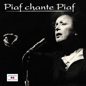 Piaf chante Piaf Albumcover