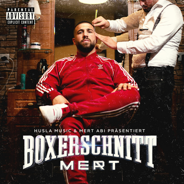 Album cover for Boxerschnitt by Mert