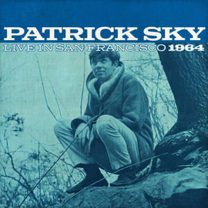 Patrick Sky Live In San Francisco 1964 album