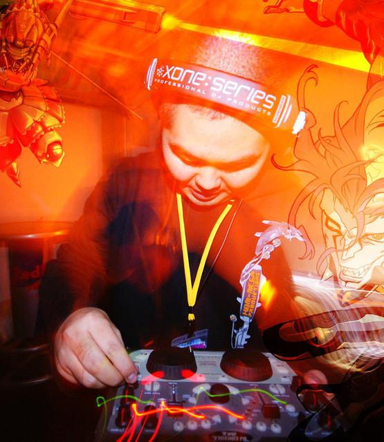 DJ SHARPNEL