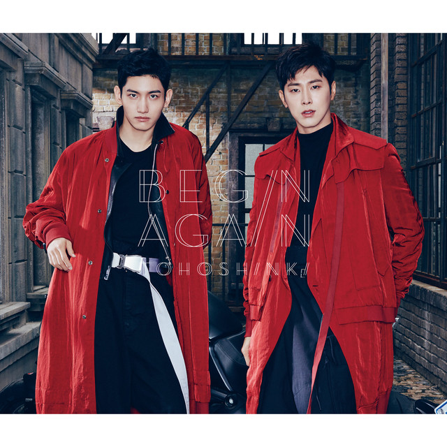 FINE COLLECTION 〜Begin Again〜 by TVXQ! on Spotify