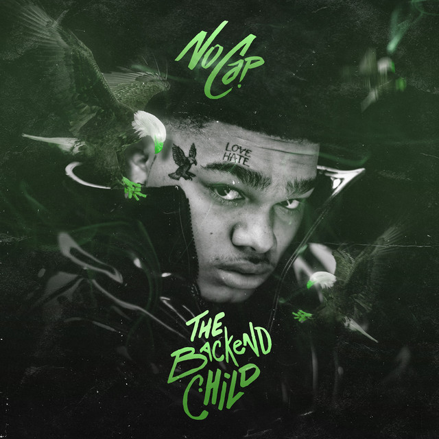 Album cover for The Backend Child by NoCap