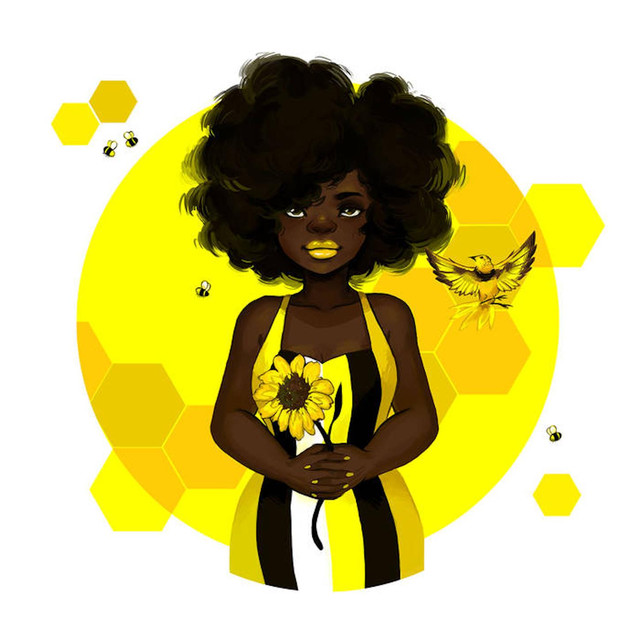 Album cover for Rose Azura Njano by Cunninlynguists