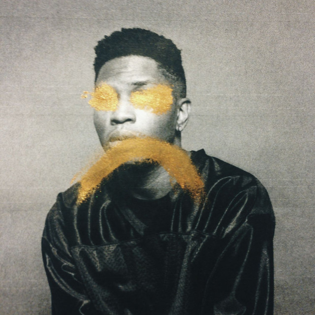 Album cover for Ology by Gallant