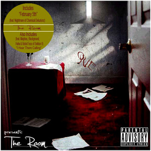 The Room Albumcover