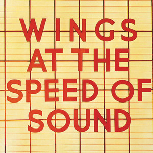 Wings At The Speed Of Sound Albumcover